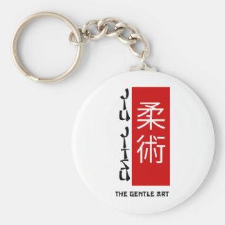Jiu Jitsu - die leichte Kunst Schlüsselanhänger