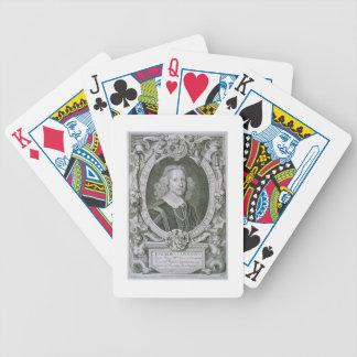 Joachim Camerarius, von 'Kranken Porträt-DES Pokerkarten