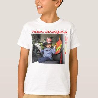Joaquin, zukünftiger Feuerwehrmann T-Shirt