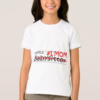 Job-Mamma-Babysitter T-Shirt