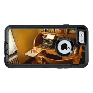 Job - Schreibkraft - eine Person mit vielen OtterBox iPhone 6/6s Hülle
