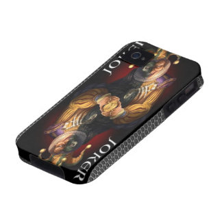 Jocker Spielkarte Case-Mate iPhone 4 Case