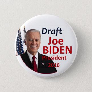 Joe Biden 2016 Runder Button 5,7 Cm
