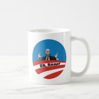 Joe Biden - 'oh, Verschluss! ' Kaffeetasse