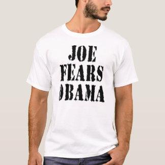 "Joe das Klempner""Joe befürchtet Obama"" T-Shirt"