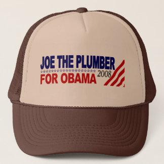 Joe der Klempner für Obama Truckerkappe