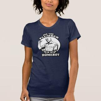 Joe der Klempner ist mein Homeboy T - Shirt