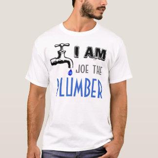 Joe der Klempner-T - Shirt