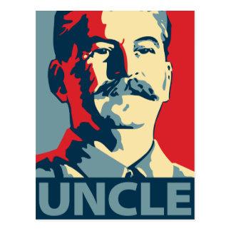 Joe Stalin - Onkel: OHP Postkarte
