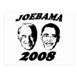Joebama Schwarzes Postkarten