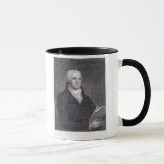Joel Barlow (1754-1812), graviert durch Asher Tasse