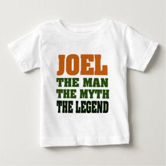 JOEL - der Mann, der Mythos, die Legende! Baby T-shirt