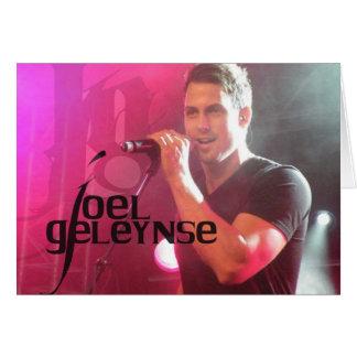 Joel Geleynse Musik-Waren Karte