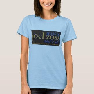 Joel Zoss der T - Shirt Damen