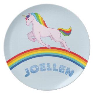 Joellen Platte für Kinder Teller