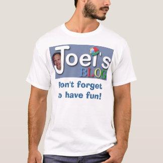 Joels Blog T-Shirt