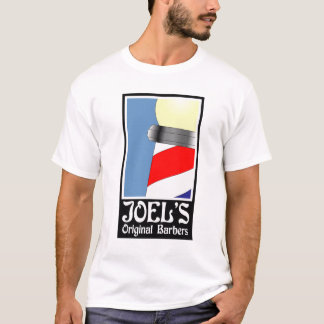 Joels die Friseur-T-Shirts T-Shirt