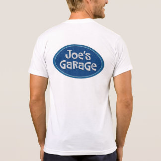"""Joes Garage"" Retro T-Shirt"