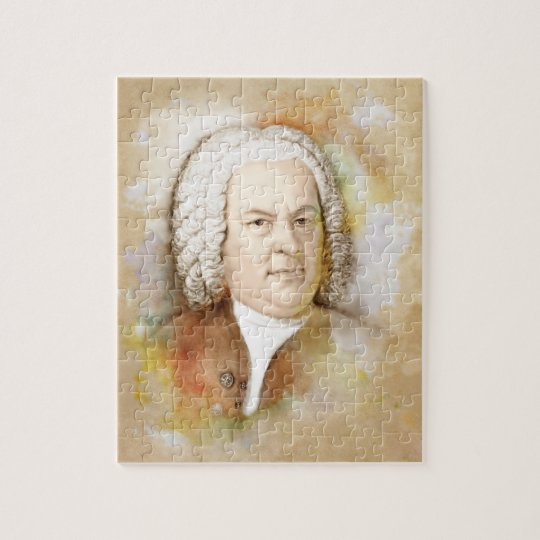 Johann Sebastian Bach Puzzle