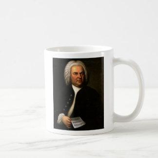 Johann Sebastian Bach Tasse