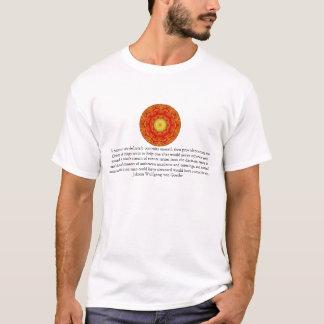 Johann Wolfgang von Goethe ZITAT T-Shirt