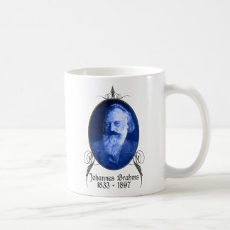 Johannes Brahms Kaffeetasse