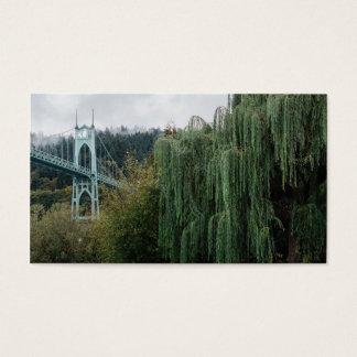 Johannes Brücke vom Kathedralen-Park Visitenkarte