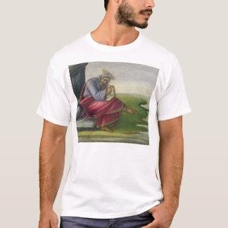 Johannes das göttliche auf Patmos, das Buch T-Shirt