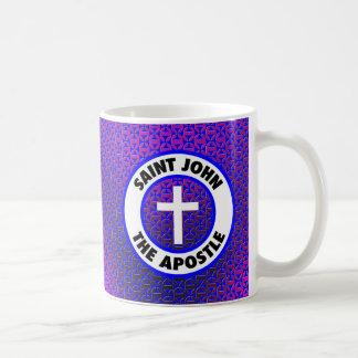 Johannes der Apostel Kaffeetasse