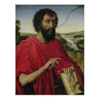 Johannes der Baptist 2 Postkarte