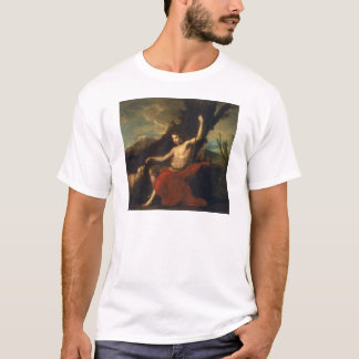 Johannes der Baptist in der Wildnis T-Shirt