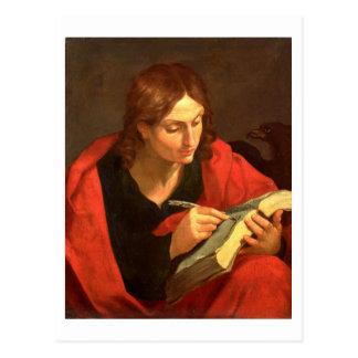 Johannes der Evangelist Postkarte