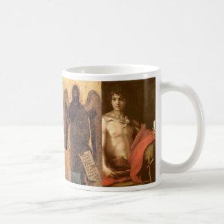 Johannes der Täufer Kaffeetasse