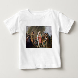 Johannes- der Täuferpredigen Baby T-shirt