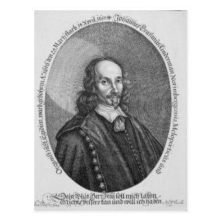 Johannes-ERASMUS Kindermann Postkarte