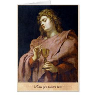 Johannes-Evangelist Peter Paul Rubens Karte