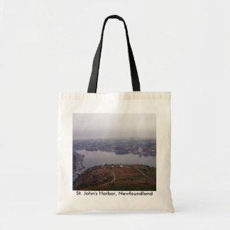 Johannes Hafen, Neufundland-Tasche