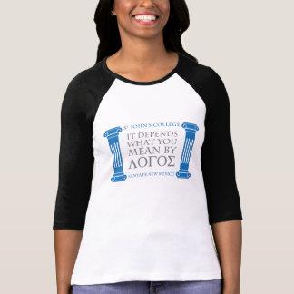 Johannes Uni - Santa Fe T-Shirt