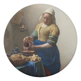 JOHANNES VERMEER - Der Milkmaid 1658 Radiergummis 0