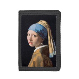 JOHANNES VERMEER - Mädchen mit einem Perlenohrring
