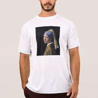 Johannes Vermeer - Mädchen mit einem T-Shirt