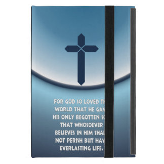 John-3:16 für Gott liebte so die Welt Hülle Fürs iPad Mini
