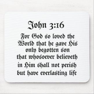 John-3:16 Mousepad