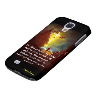 John-3:16fall Galaxy S4 Hülle
