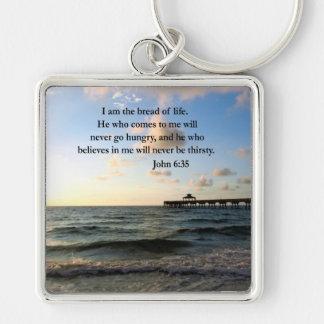 JOHN-6:35 OZEAN-FOTO SCHLÜSSELANHÄNGER