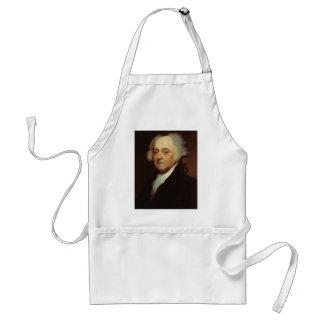 John Adams Schürze