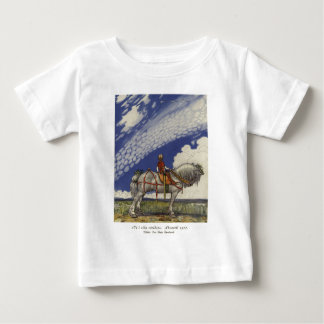 John Bauer - in die weite Welt Baby T-shirt