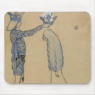 John Bauer - setzen Sie dann den Prinzen eine Mousepad