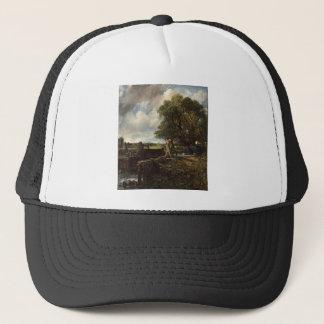 John Constable - der Verschluss- Truckerkappe