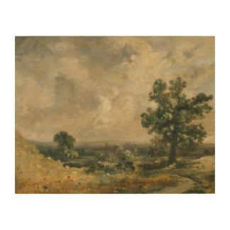 John Constable - englische Landschaft Holzwanddeko